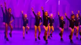 pop-show-musical dansles in hoofddorp dansschool marcella van altena